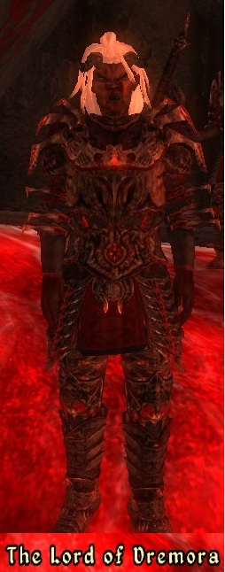 The Lord of Dremora - Oblivion