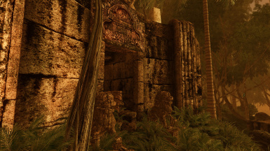 Cambodian Ayleid Ruins and Retexture