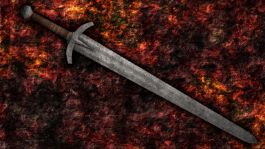 Fire and Anvil - Iron Longsword Replacer