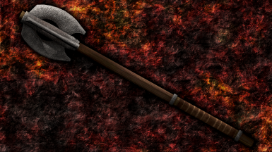 Fire and Anvil - Iron Mace Replacer
