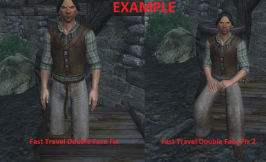 Fast Travel Double Face Fix 2
