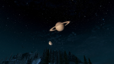 europa and saturn