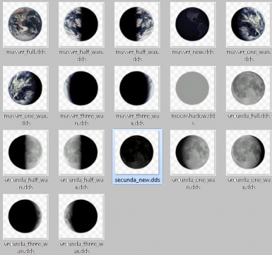 all moonphases included