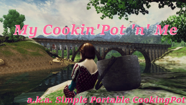 Simple Portable Cooking Pot
