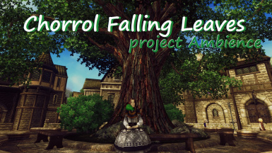 Falling Leaves Chorrol - Project Ambience
