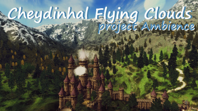 Flying Clouds Cheydinhal - Project Ambience