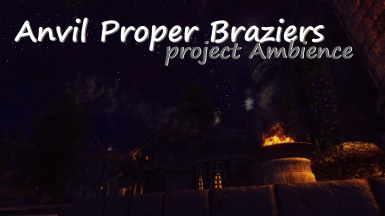 Proper Braziers Anvil - Project Ambience