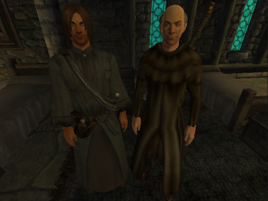 Martin And Jauffre Companions