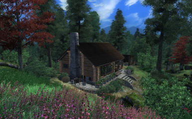 Lone Wolf Cottage