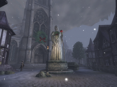Christmas In Cyrodiil