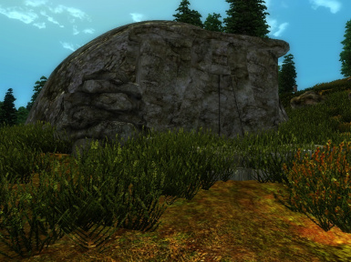 Colovian Highlands Barrow