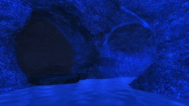 Dunbaal Lan - an outer cave