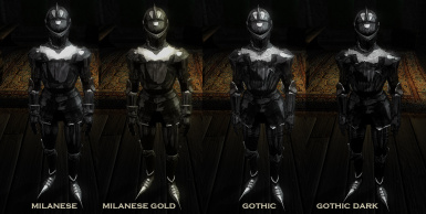 Knight Plate Armor
