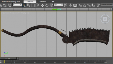 Bloodborne - Saw Cleaver