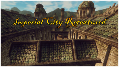 Imperial City Retextured