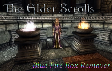 Shivering Isle Blue Flame Box Remover