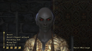 Oblivion OCO Face Paint Remover at Oblivion Nexus - mods and