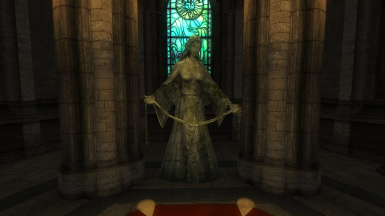 God Statues in Chapels