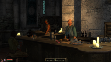 Innkeepers and porters stop staring