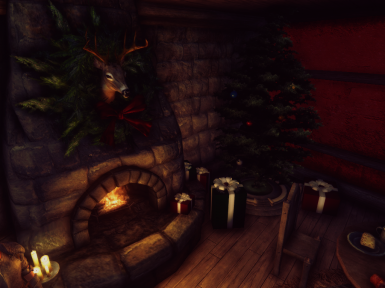 Christmas In Cyrodiil Oak and Croiser Add-on