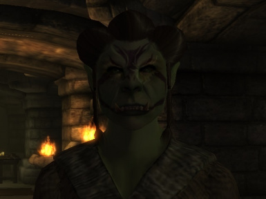 Orc Female Soldier