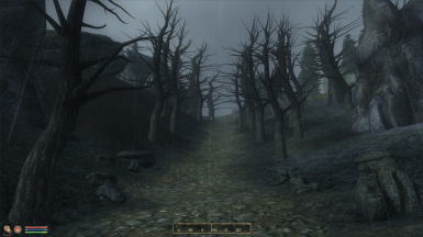 Roads of Cyrodiil - Kvatch Devastation Patch