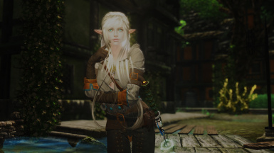 Witcher Ciri Outfit