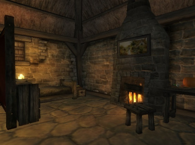 Inside the Miners House 2
