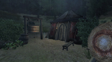 Military Tent - Player Home