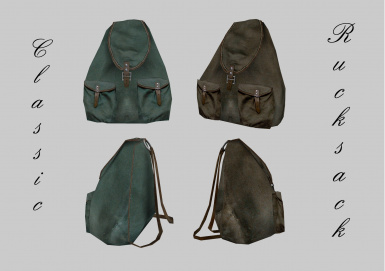 ClassicRucksack Resource