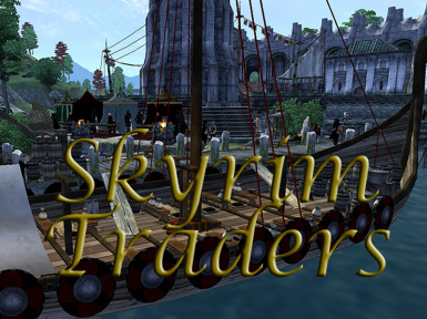 Dalls_Skyrim_Traders