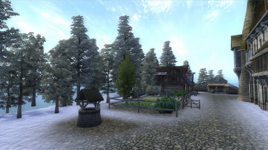 Small Town Square