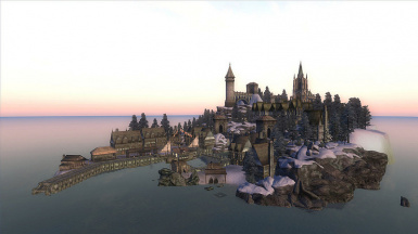 Bleak Isles - City of Freeport and Isle Resource by MsFrankenstein