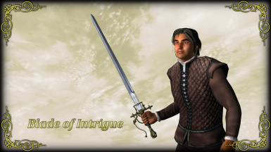 Blade of Intrigue