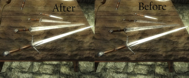 Recolored Steel for Weapon Improvement Project