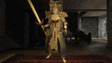 Devout Armor and Weapons