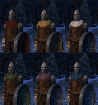 Skyrim Guards V2