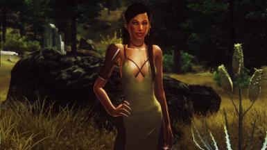 A Bosmer's Day Off Outfit