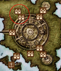 Better Cities - Map Markers for the Elven Gardens District Gate and the Aristocratic District Gate