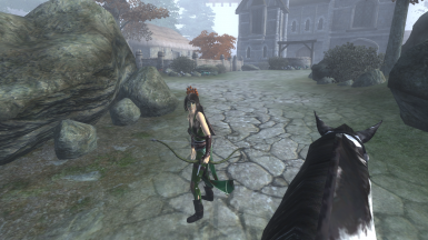 theRoadstrokers Forest Elf Ranger Outfit Buyable