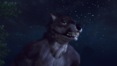 CoH Animated Werewolf Heads