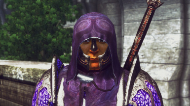 Purple Battlemage Armor