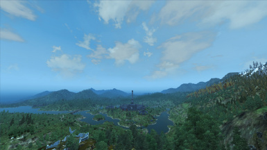 2k lod view from cheydinhal