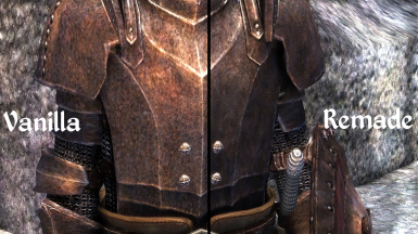Remade Refined Legion Armor now with missing Horseback Helmet