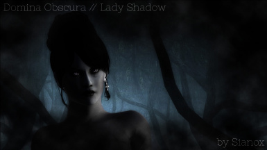 Domina Obscura - Lady Shadow - Nocturnal Eternity
