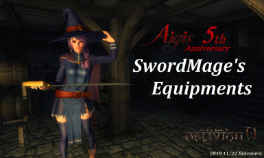 Aigis SwordMage's Eqipments
