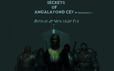 The Secrets Of Angalayond Cey