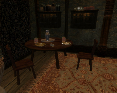 Tables and Chairs Improved (Morroblivion v064)