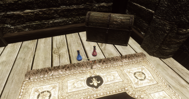 Retextured Potions - OOO Patch