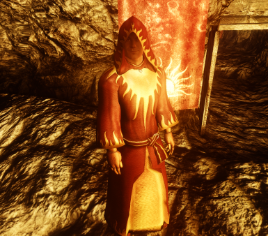 Mythic Dawn Robes and Hood